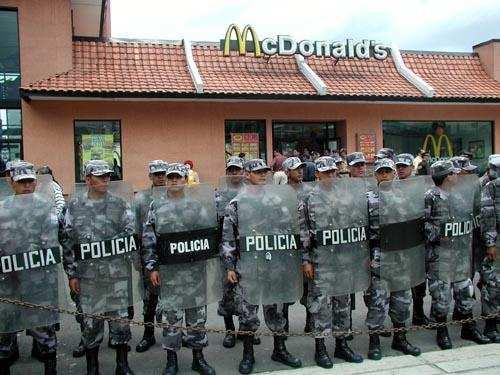 Alza salarial para la polic a la rep blica ec for Sueldos del ministerio del interior