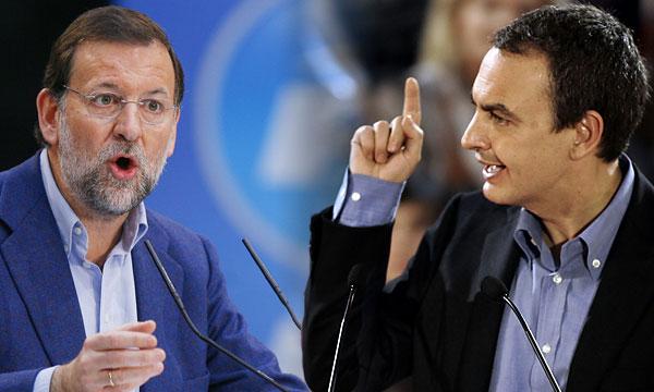 Mayo de 2011. Rajoy pidió ayer la convocatoria anticipada de elecciones presidenciales en España después del triunfo del PP el domingo.