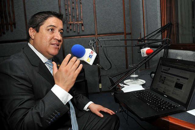 Bravo. Foto presidencia de la República