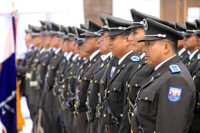 50 NUEVOS POLICIAS PARA LA CIUDAD