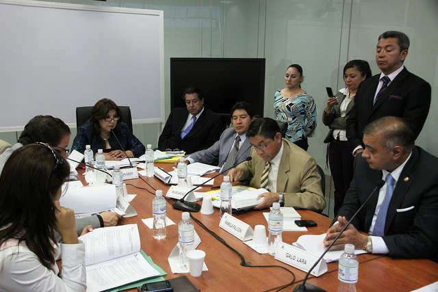 Comisión de Fiscalizacion. Foto Asamblea Nacional