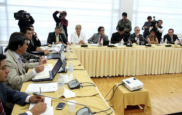 Comision de Comunicacion. Asamblea Nacional