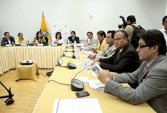 Comision de Fiscalizacion. Foto Asamblea Nacional