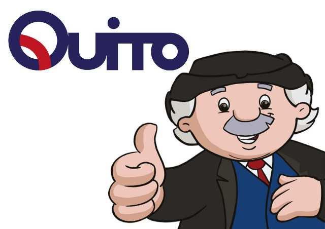Don Evaristo imagen. Foto Agencia de Noticias Quito