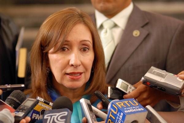 Doris Soliz. Foto: Emilio Sánchez/Presidencia de la República