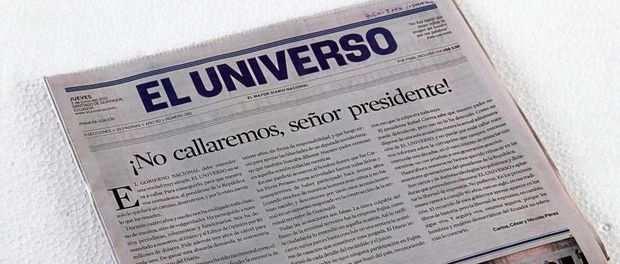 El Universo. Foto Radiocentro.com.ec