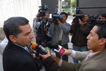 Fernando Alvarado. Foto Presidencia de la Republica