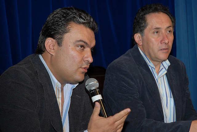 Jose Serrano. Presidencia de la republica