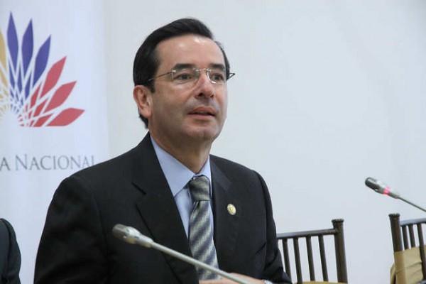 Juan Carlos Cassinelli. Miembro de la Comisión de Régimen Económico.  Foto Asamblea Nacional.