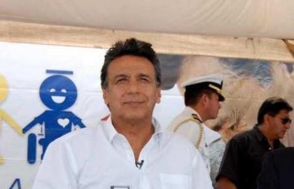 Lenin Moreno. Vicepresidente de la Republica