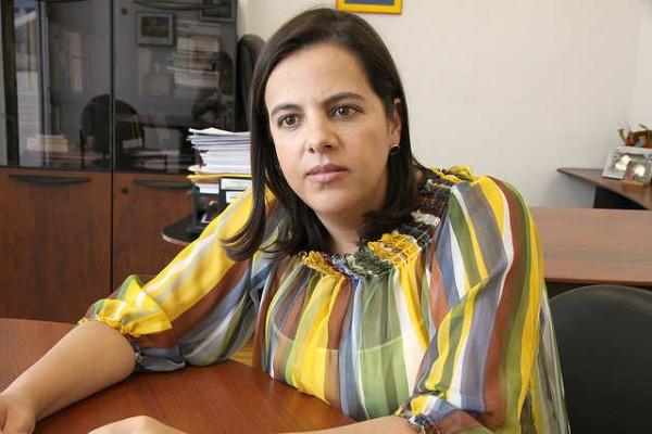 María Paula Romo. Foto Asamblea Nacional