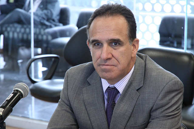 Ramiro Gonzalez. Foto Asamblea Nacional
