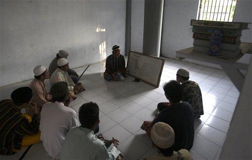 INDONESIA-TERRORISMO