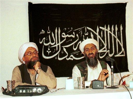 Ayman al-Zawahri, Osama bin Laden