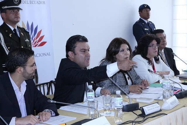 Serrano. Foto Asamblea Nacional
