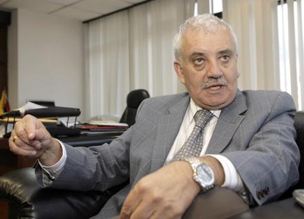 Entrevista al Ministro de Energia y Minas