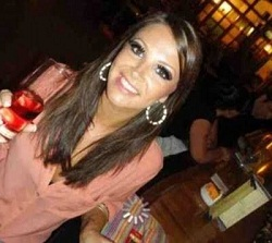 Natasha Giggs, cuñada del futbolista del Manchester