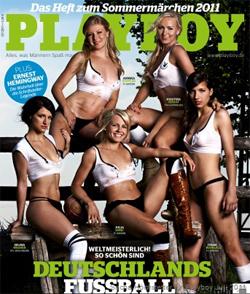 Revista Play Boy - Alemania