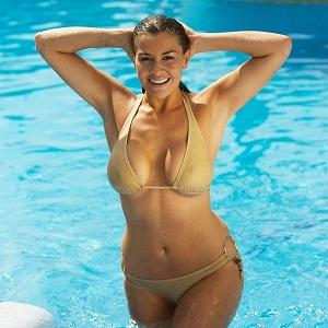 Imogen Thomas, modelo británica de 28 años.