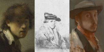 Autorretrato_Rembrandt