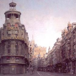 Gran_Via_madrilena_pintada_Antonio_Lopez