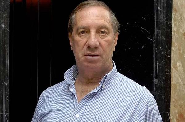 Carlos Salvador Bilardo, ex director técnico argentino. Foto de archivo. Foto API.