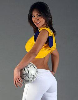 Mariuxi Domínguez.