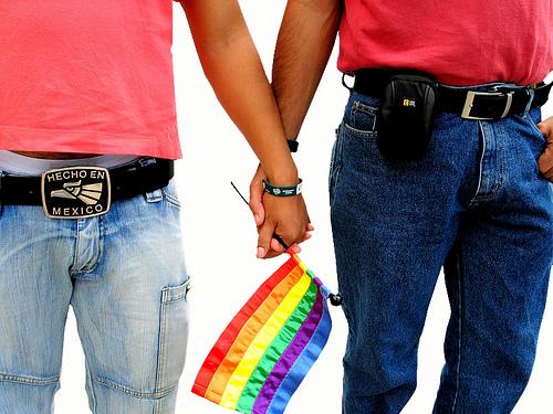Matrimonio homosexual. Foto de Archivo, La República.