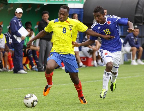 ECUADOR VS COLOMBIA