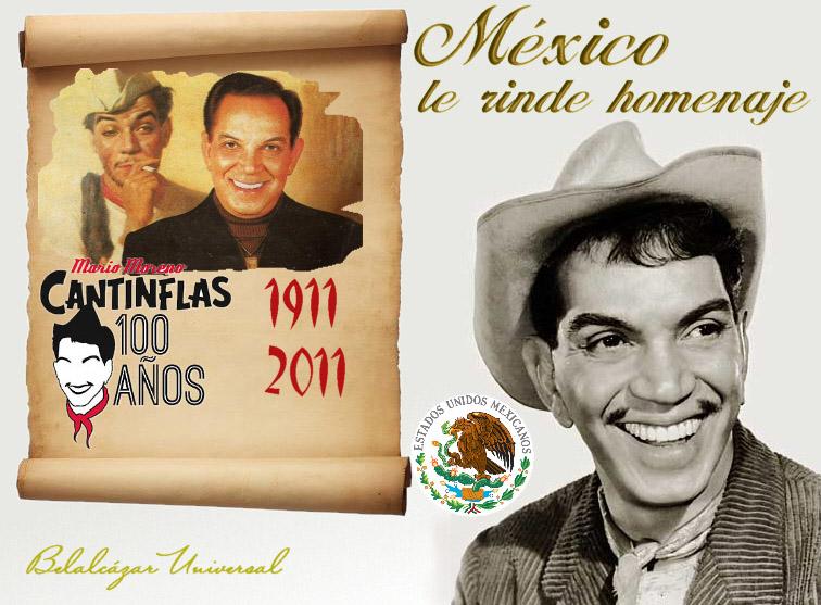Cantinflas-centenario100