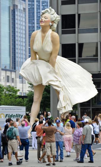 Estatua_Marilyn_Monroe_Chicago