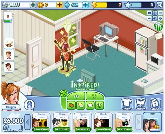 Los-Sims-llegaron-a-Facebook