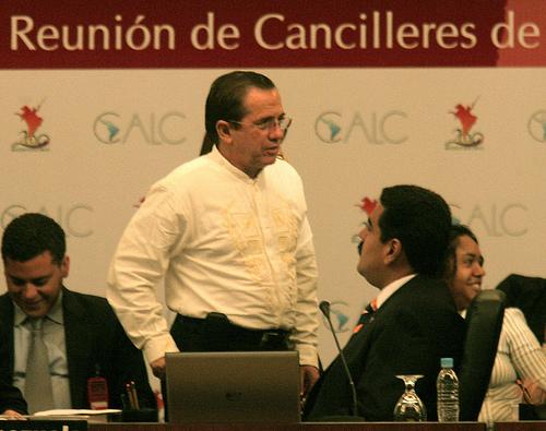 Ministros comienzan reunión para crear la arquitectura de la CELAC