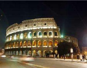 Coliseo Romano, en Roma, capital de Italia. Foto de Archivo, La República.