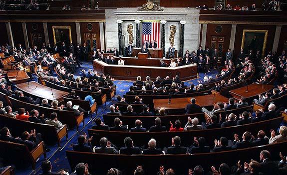 Congreso de los Estados Unidos. Foto de Archivo, La República.