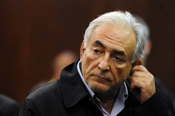 IMF Director Dominique Strauss-Kahn Arrested On Sexual Assault Charges