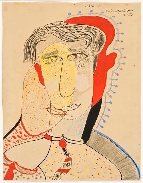 federico-garcia-lorca-i-el-beso-i-1925-tinta-y-lapices-de-colores-sobre-papel-30-2-x-23-5-cm-museo-casa-de-los-tiros