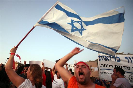 indignados_israel1