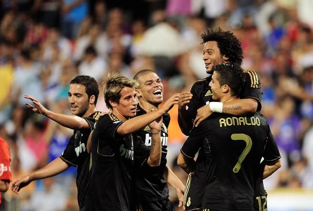 Real Zaragoza v Real Madrid CF  - Liga BBVA