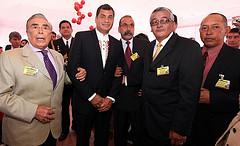 ALMUERZO CON EX JUGADORES DEL CLUB EL NACIONAL