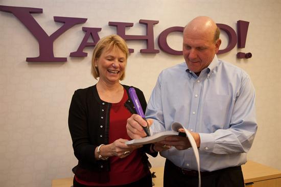 Bartz Yahoo