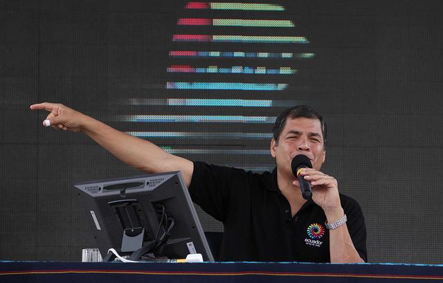 ENLACE CIUDADANO No 238 DESDE GUANGOPOLO