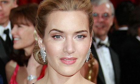 Actriz Kate Winslet. Foto de Archivo, La República.