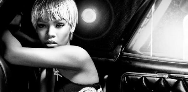 Rihanna Emporio Armani Underwear