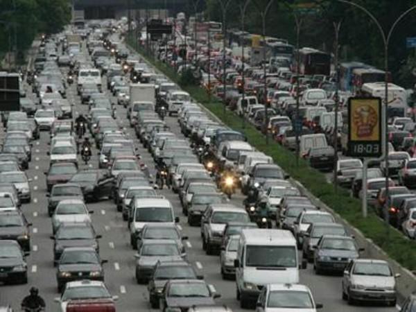 brasil transito