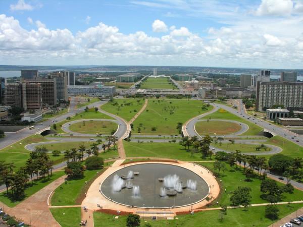 Brasilia, capital del Brasil. Foto de Archivo, La República.