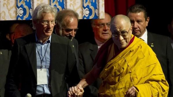 dalai lama gere