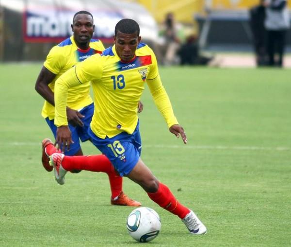 ECUADOR VS COSTARICA