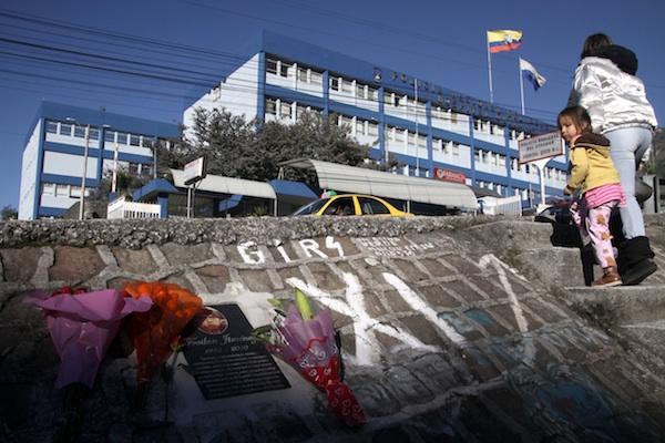 LUGAR DE LA MUERTE DE FROILAN JIMENEZ