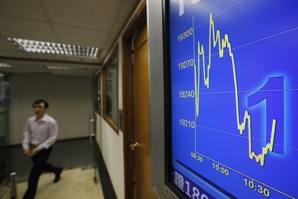 Mercados mundiales. Foto de Archivo, La República/EFE.